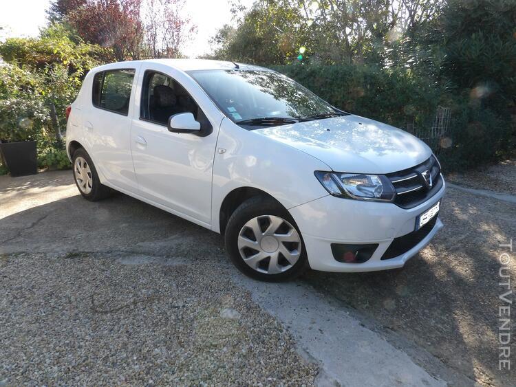 Dacia sandero ii laureate 1.5 dci 75ch eco² - tres bon etat