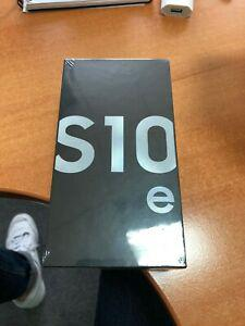 Samsung s10e blanc neuf (scellé sous plastique) + garantie