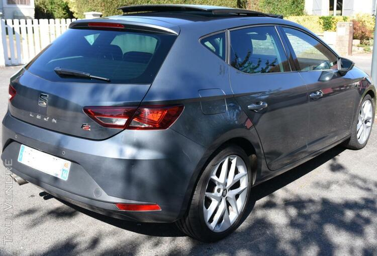 Seat leon fr 1.4 tsi 150cv dsg7 (full options)