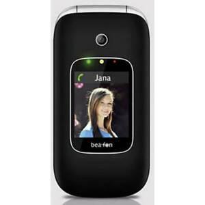 Téléphone portable à clapet pour séniors beafon sl590