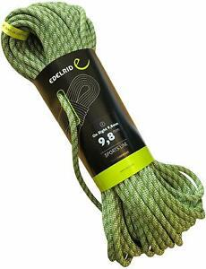 Edelrid corde d'escalade on sight 9,8 mm (corde simple
