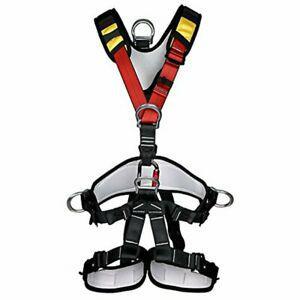 Haofst ceinture de sécurité harnais arboriste en rappel à