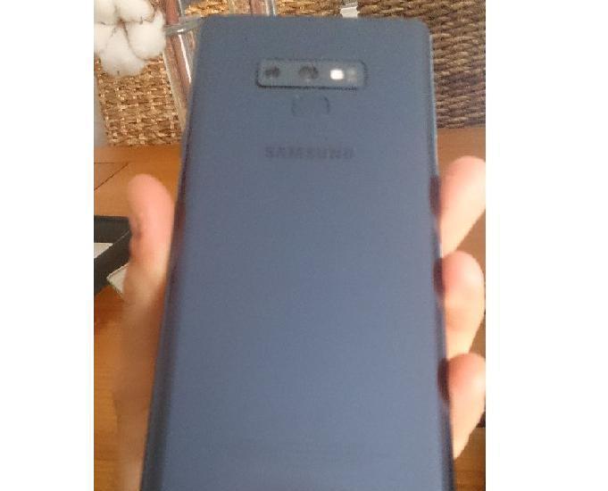 samsung galaxy note 9 bleu cobalt sous garantie