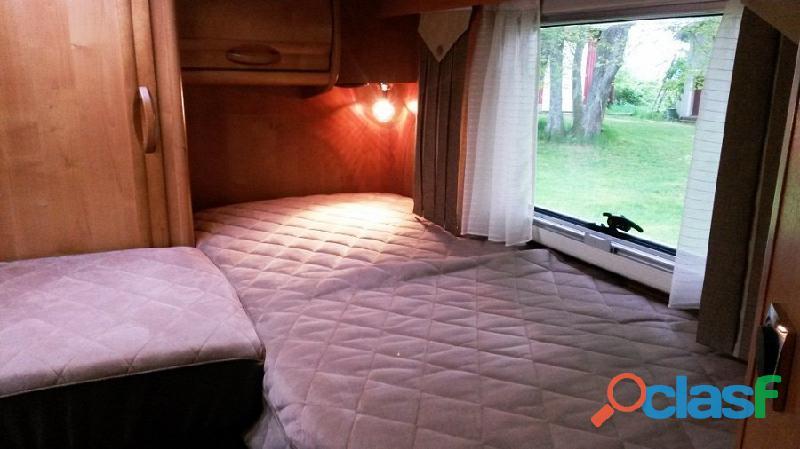 Camping car Rapido 7066 2012 1