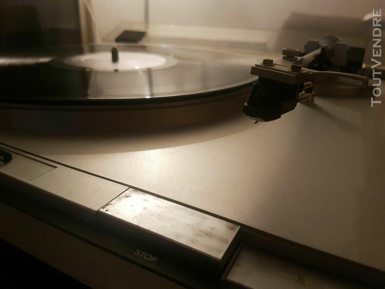 Platine vinyle jvc ql-a51 état impeccable avec diamant de
