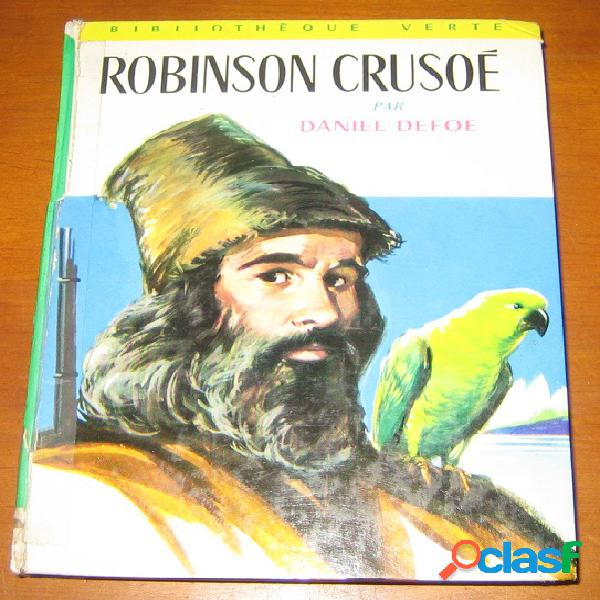 Robinson crusoé, daniel defoe