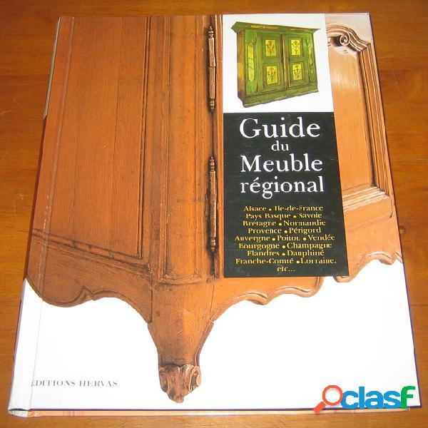 Guide du meuble régional, yves gairaud et françoise de perthuis