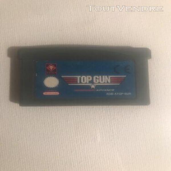 Jeux game boy advance top gun