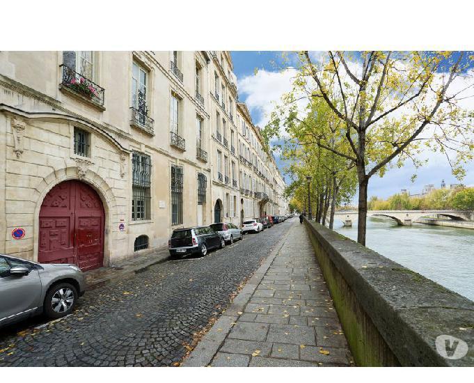 Le saint louis - appartement de 117m² en rez de chaussée