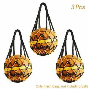 Maille durable sports boule sac multifonctionnel sac en