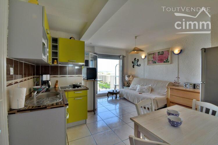 Achat - saint cyprien plage - au port - appartement 2 piece