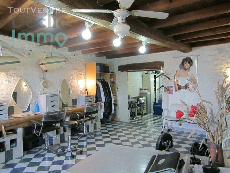 Exceptionnel a vendre salon de coiffure