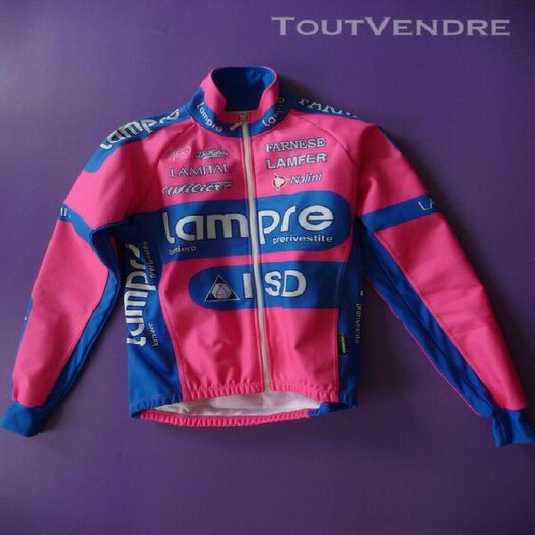 Tenue hiver mantotex sets complet nalini lampre isd team is