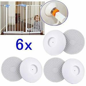 6 x protecteur de mur sécurisé garde de sécurité de