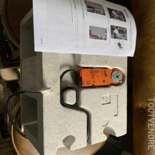 TataYang M/élangeur de mortier Qualit/é industrielle rouge 1800w