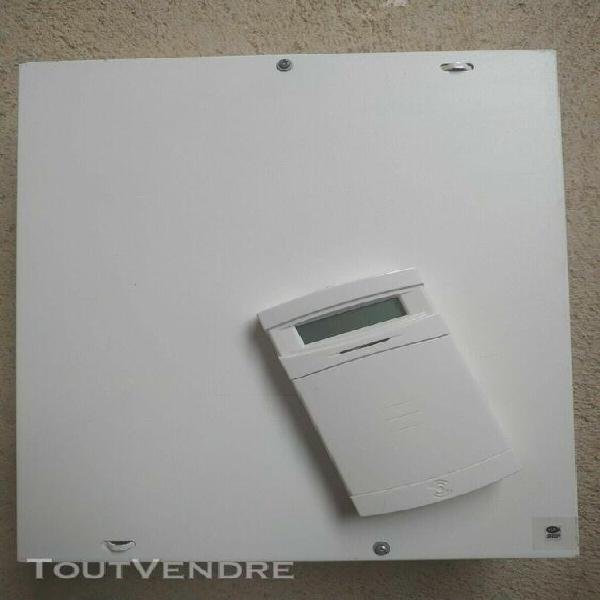 centrale d'alarme guardall px34/300