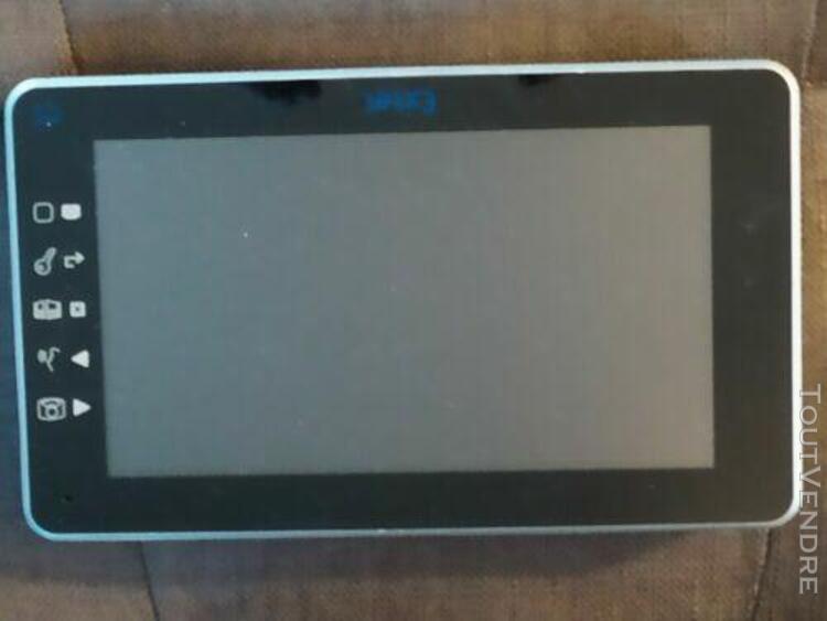 console intérieur vidéo/photo rectangulaire pour