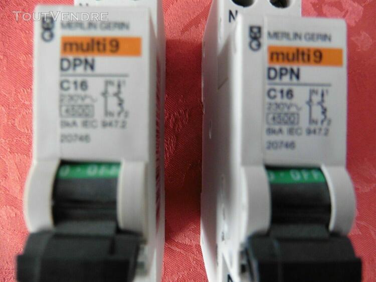 Disjoncteurs Merlin Offres Janvier Clasf