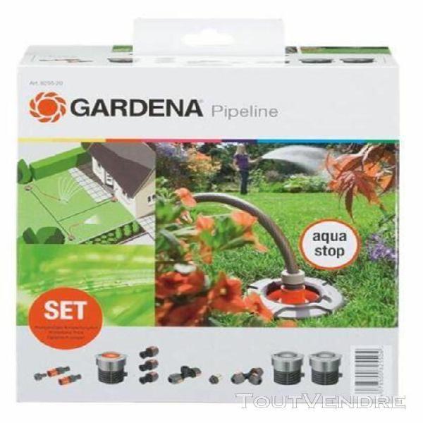 Kit d'équipement pipeline gardena 8255-20