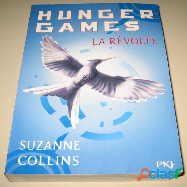 Hunger games 3 – la révolte, suzanne collins