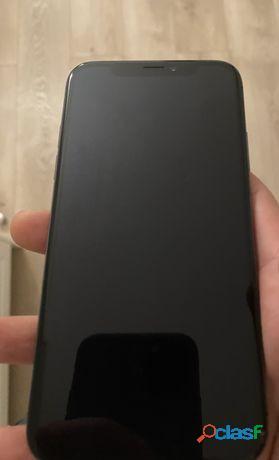 Iphone x 256go.