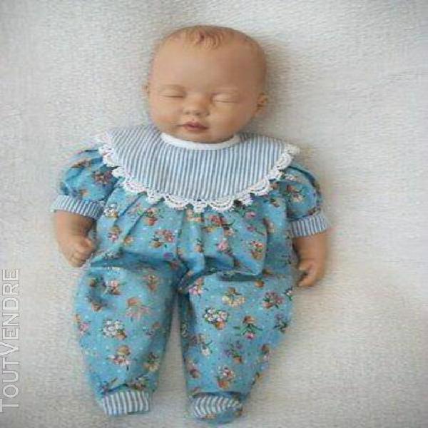 Bébé endormi heidi ott - cousin de baptiste - yeux fermés
