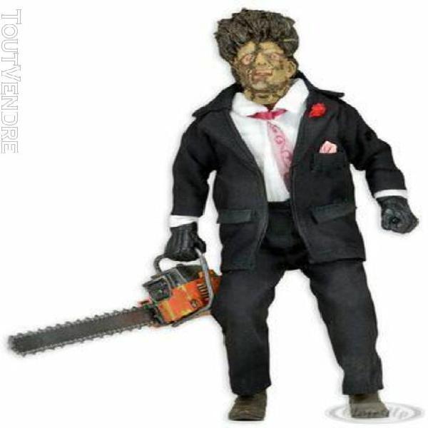 Figurine d'action texas chainsaw massacre 2 -leatherface