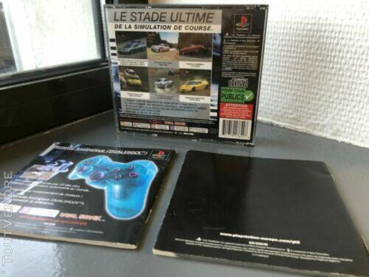 Gran turismo 2 - edition bigbox - complet fr - playstation 1