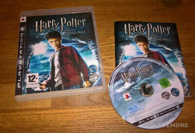 Harry potter et le prince de sang-mêlé [complet] ps3
