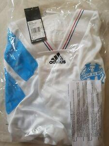 Tee shirt olympique de marseille neuf. retro 93