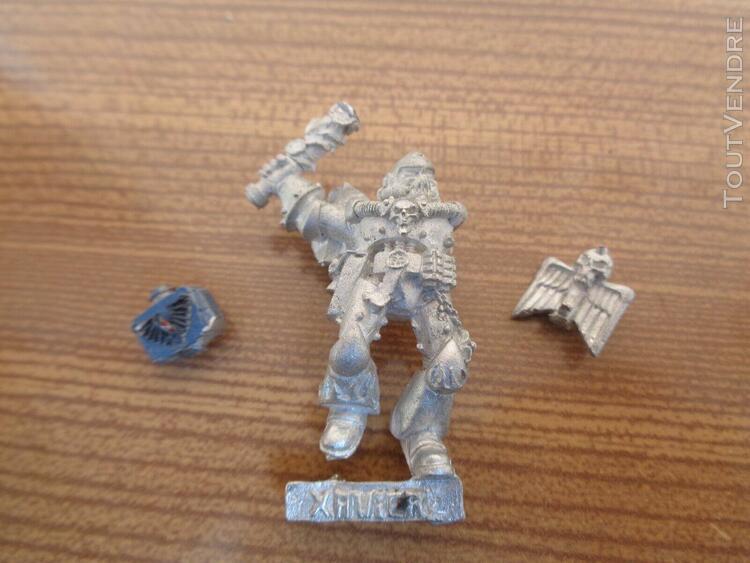 Warhamme 40000-Space marine-Vétérans d/'assaut-Griffes éclairs 3