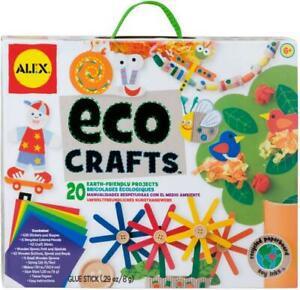 Alex toys craft - 146w - le kit artistique écologique