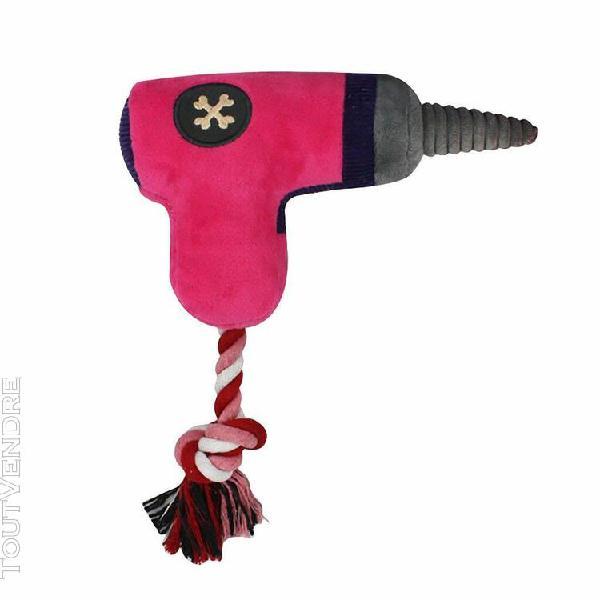 Animaux en peluche cartoon tissu drill jouet en peluche siff