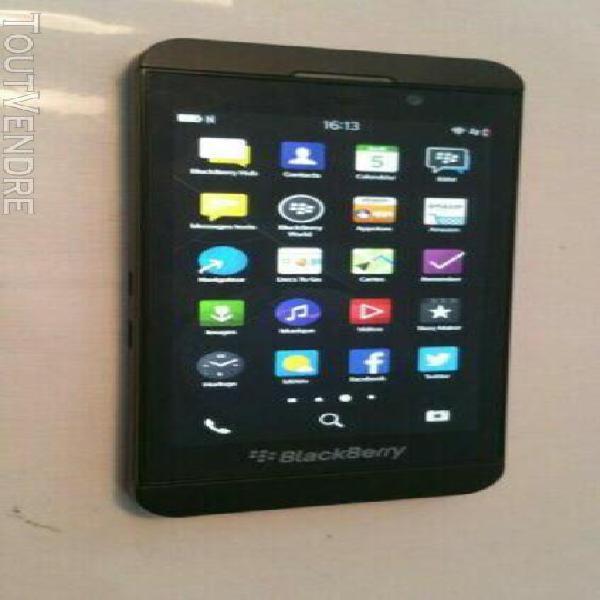Blackberry z10 - 16 go - noir (désimlocké)