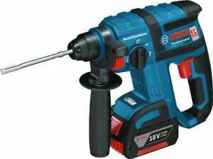 Bosch professional - akku-bohrhammer gbh 18 v-ec [gbh18vecc]