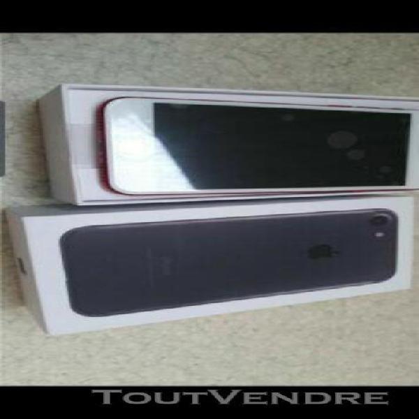 Iphone 7 rouge 32go etat neuf