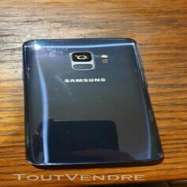 Samsung galaxy s9 - 64 go - bleu (désimlocké)