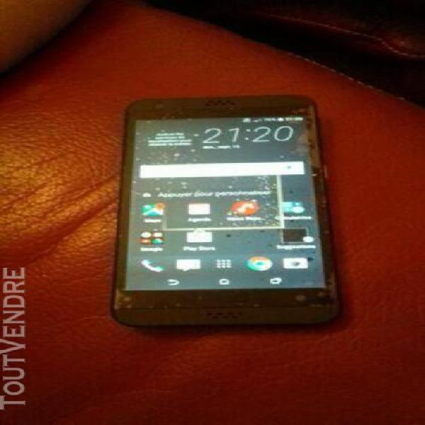 Téléphone portable htc desire 530 16 go, android 6.0