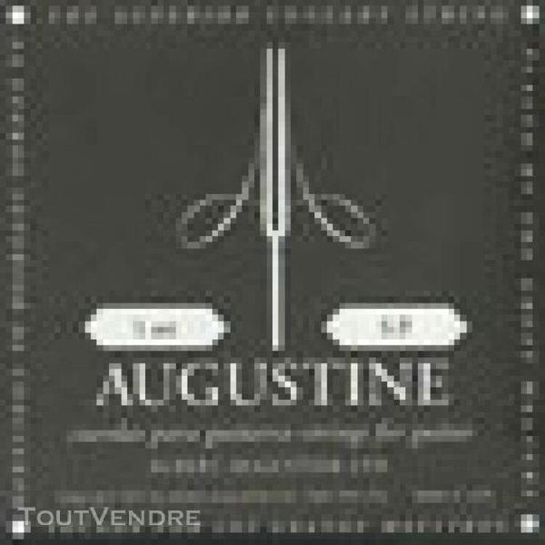 """jeu de cordes """"noir"""" pour guitare classique nylon clair - fi"""