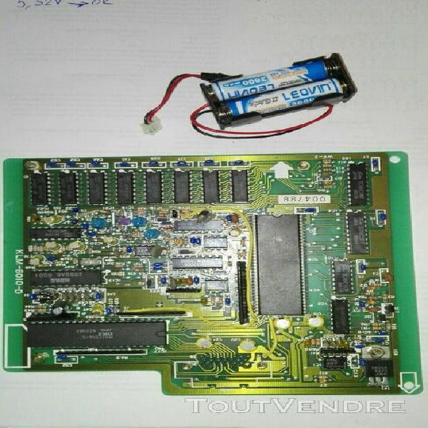 korg ddd1 ddd-1 sampling board ddd1 sample card klm 6010-d s