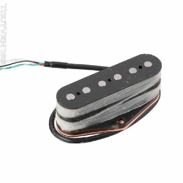 micros de pont de guitare Électrique humbucker pour parts