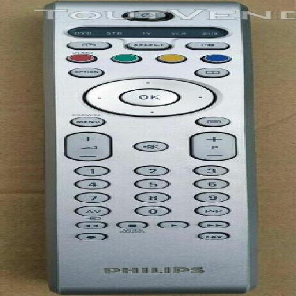 Compatible T/él/écommande pour Philips 42PFL7762
