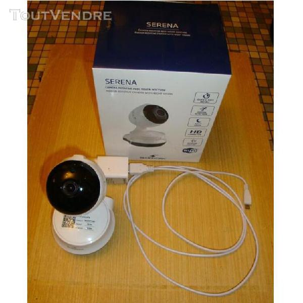 2 caméra de surveillance bluestork serena