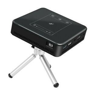 Mini vidéoprojecteur android 7.1.2 pico projecteur focale