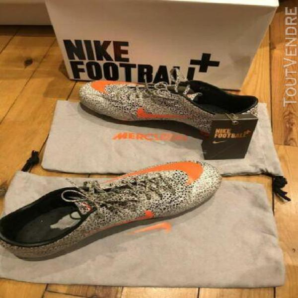 Nike mercurial vapor superfly ii fg safari cr7 uk 10.5 / eur