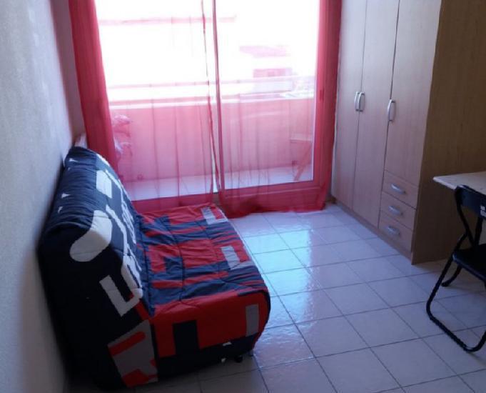 Studio neuf meuble+balcon+garage dans residence