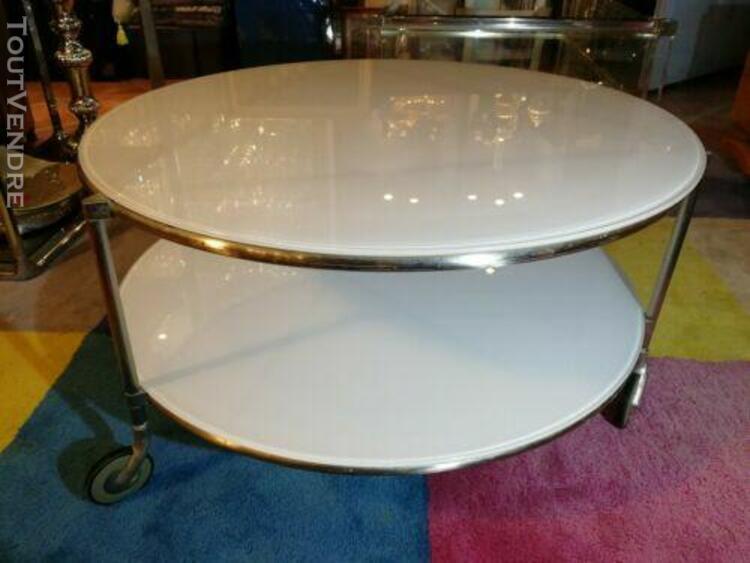 Table Basse Blanche Ikea Offres Decembre Clasf
