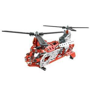Meccano - 6028598 - jeu de construction - hélicoptère