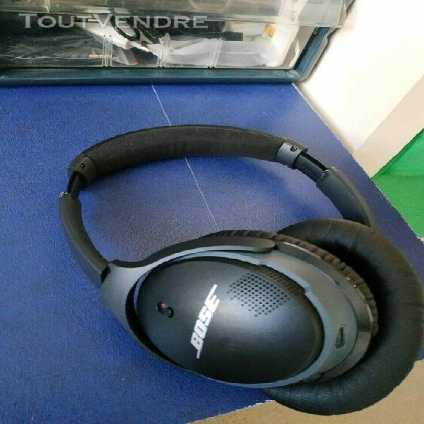casque audio bluethoot sans fil bose soundlink 2 ae