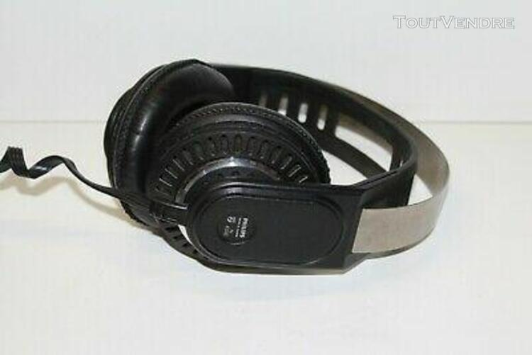 casque audio vintage philips n6330